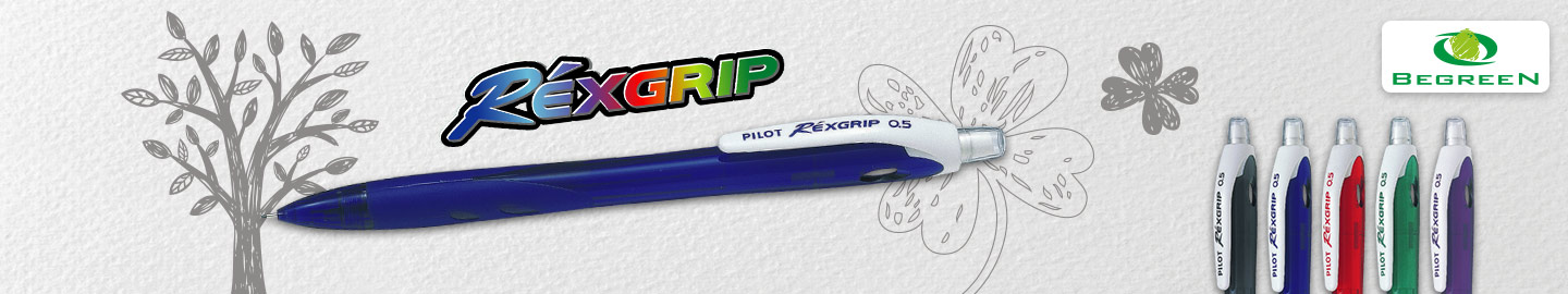 Pilot - Mechanical pencils - Rexgrip
