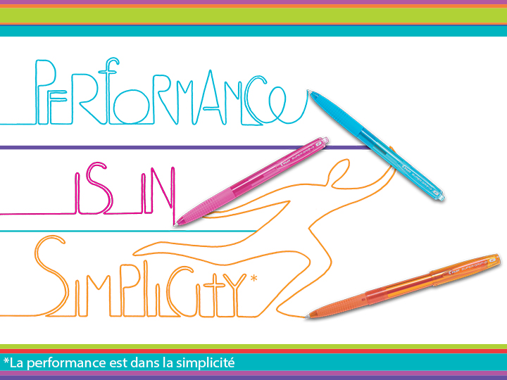 Performance simplicity