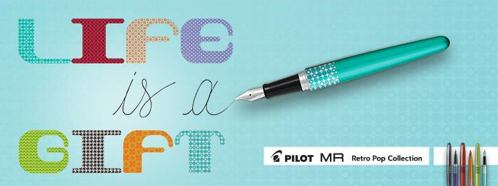 Retro Pop Collection Pilot MR