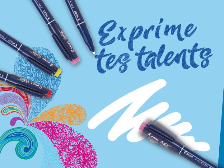 exprime talents