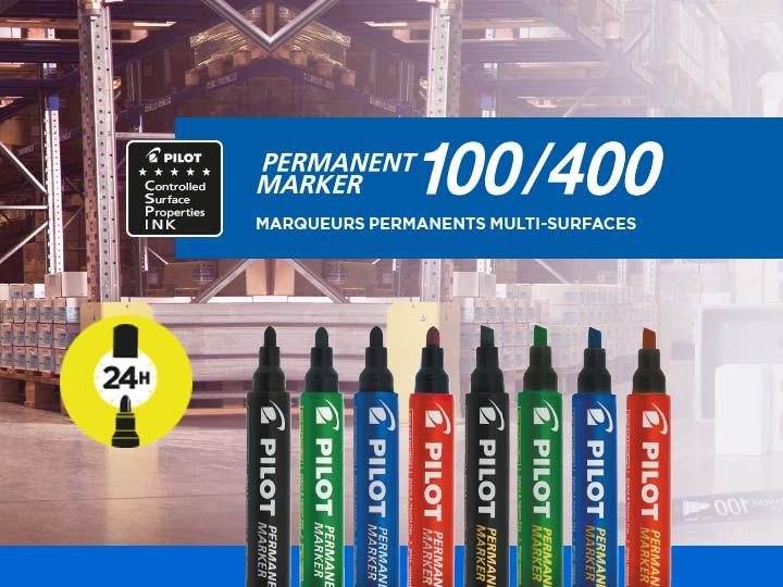 Permanent Marker 100/400 - Pilot