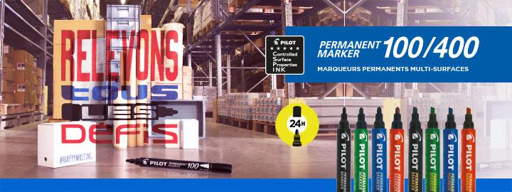 Permament Marker 100/400 by Pilot