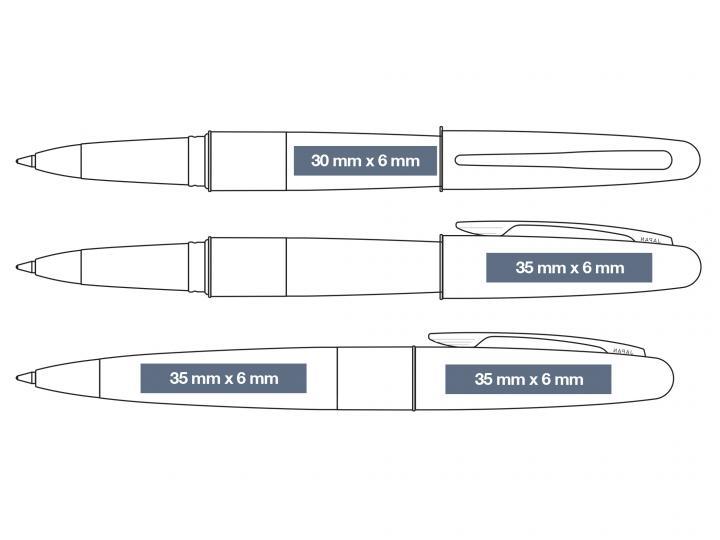 Zone(s) de marquage
