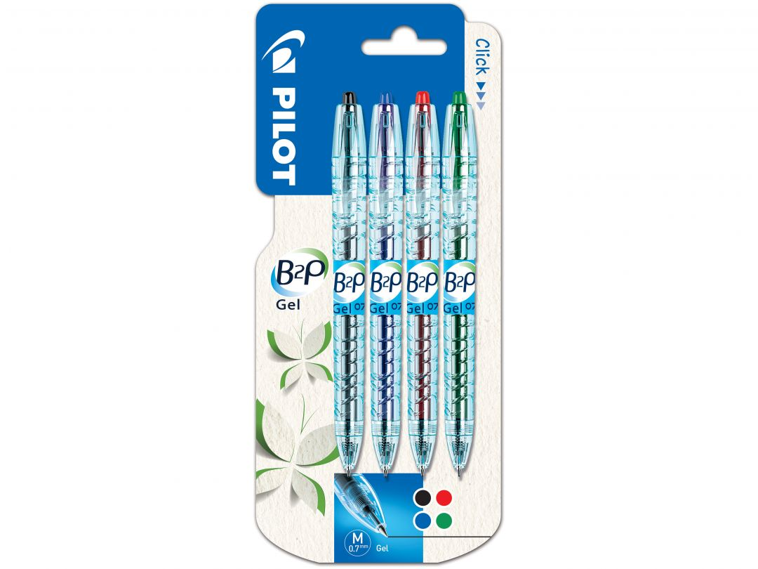Blister 4 B2P Gel 0.7 N/B/R/V