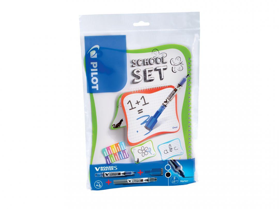 V-Board Master S - Kit ardoise - Noir, Bleu