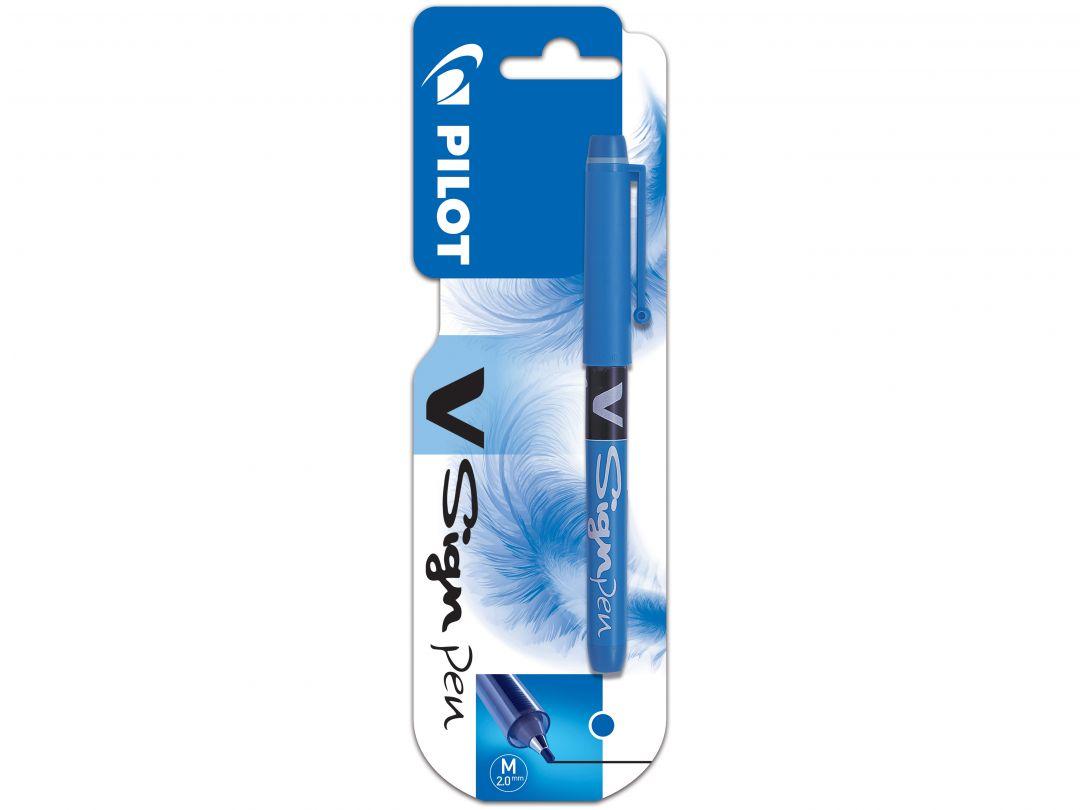 Blister VSign pen 2.0 Bleu