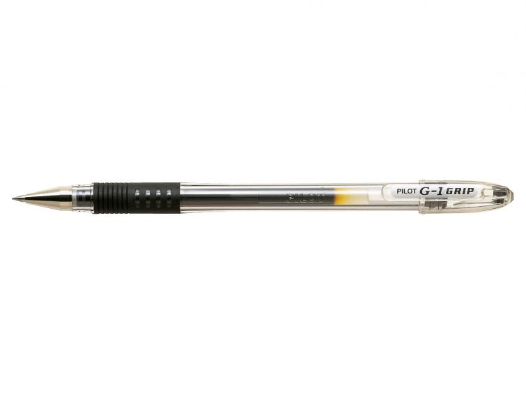 G-1 Grip - Roller encre gel - Noir - Pointe Fine