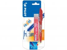 Blister FriXion Ball 0.7 R - Etui 3 Recharges