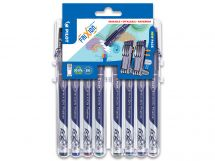 FriXion Fineliner - Set2Go par 8 - Couleurs assorties - Pointe Fine