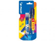Blister FriXion Ball 0.7 Mika B - set 3 recharges + FriXion Fineliner