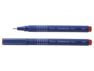 Drawing Pen 02 - Feutre d'écriture - Rouge - Pointe Extra Fine