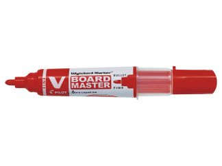 V-Board Master - Marqueur - Rouge - Begreen - Pointe conique fine