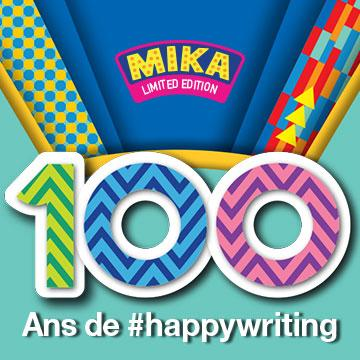 Pilot 100 ans de #happywriting