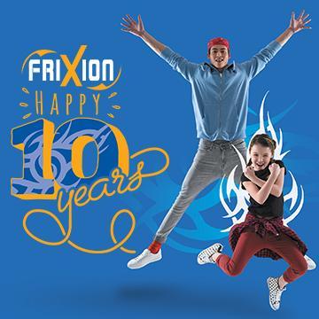 Célébrer les 10 ans FriXion !
