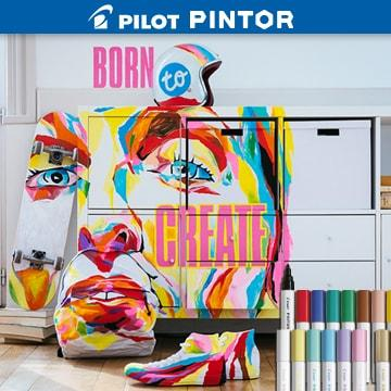 Pilot Pintor Marqueur peinture
